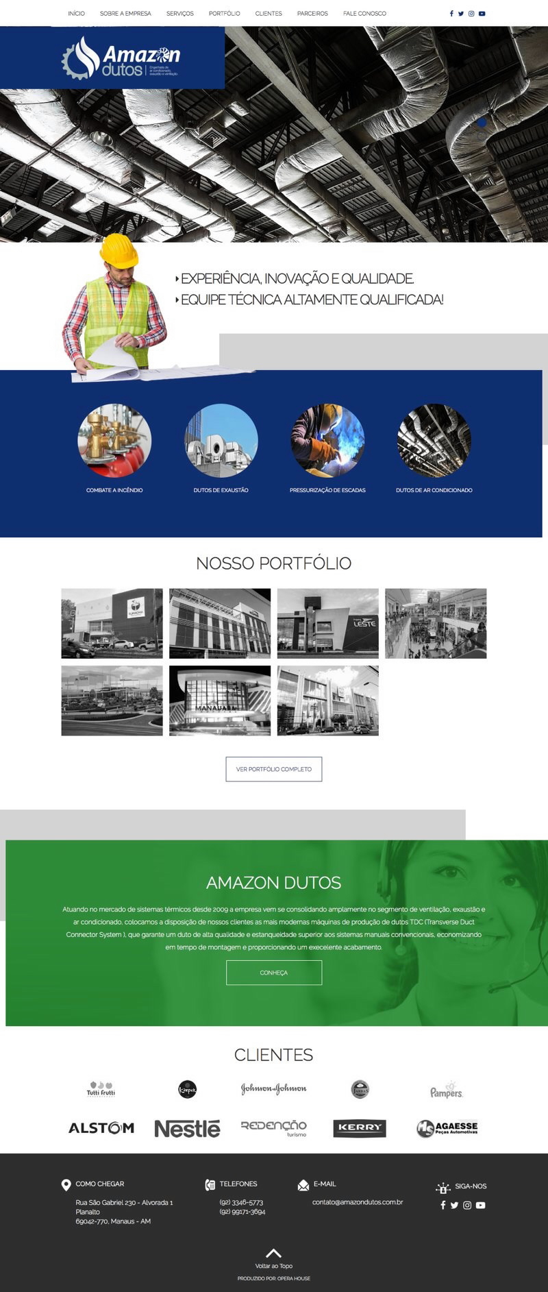 Site Amazon Dutos